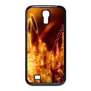 3D Okaycosama Funny Samsung Galaxy S4 Case Flower 136 for Guys Design, Case for Samsung Galaxy S4, [Black]