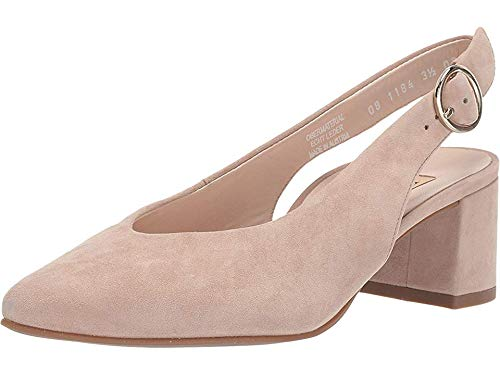 Paul Green Women's Brooke Heel Sahara Suede 7.5 M US