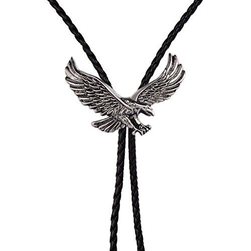 Eagle Bolo Ties-American eagle bola Novetly Neckties