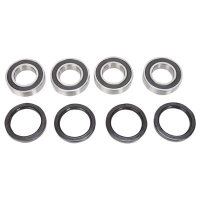 Pivot Works Front Wheel Bearing Kit for Kawasaki MULE 3010 4X4 Diesel 2003-2008