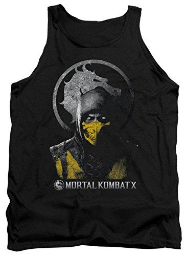 Mortal Kombat X Scorpion Bust Tank Top