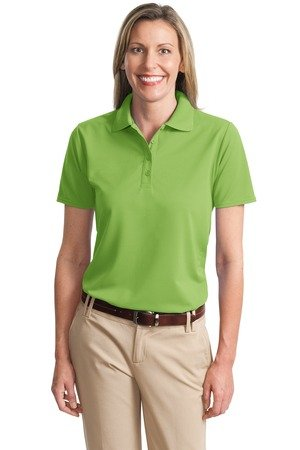 Port Authority - Ladies Dry Zone Ottoman Polo. - Green Oasis - XL