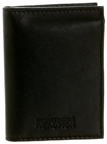 Kenneth Cole Reaction Mens Richmond,Black,One Size