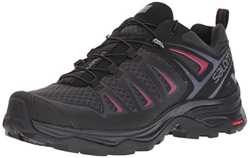 Trail Black X Shoe Running Citronelle Women's Graphite W 3 Salomon Ultra XpBqpg