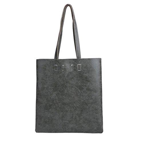 MioCloth FakeFace Leather Shoulder Messenger