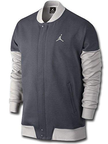 (Jordan)ジョーダン Varsity ジャケット [並行輸入品] B075BGF8Z2 ダークグレー M
