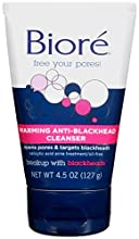 Product Description:Turn up the heat on blackheads and blemishes with Biore Warming Anti-Blackhead Cleanser. This soothing, self-heating cleanser uses warming clay to open pores and powerful acne-fighting salicylic acid to remove impurities f...