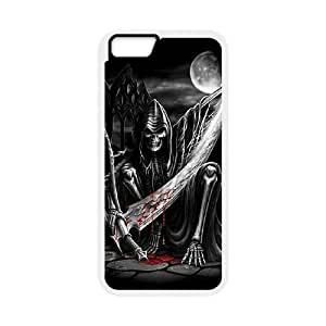 Skull Design iPhone 6 Case White Yearinspace106640