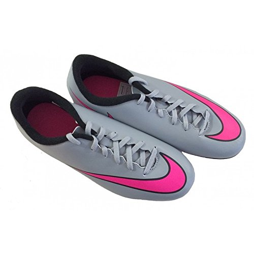 Wolf Hombre Fg Nike blk Vortex r Jr Ii Pink hyper Para Grey black Mercurial wx08BxIC