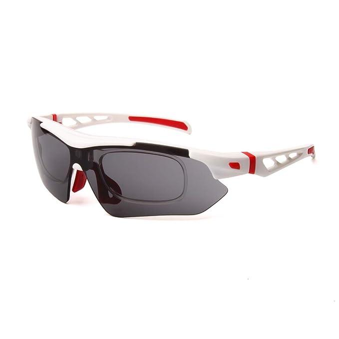 Amazon.com: DTRAY Gafas de sol fotocromáticas a prueba de ...
