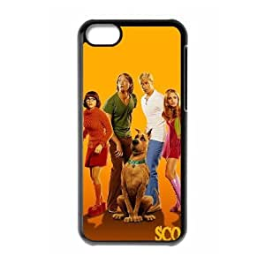 Beautiful Scooby Doo theme pattern design For Apple iPhone 5C Phone Case