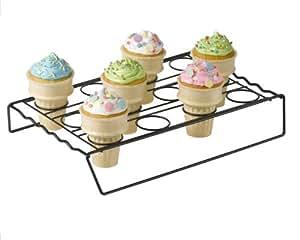 Betty Crocker Ice Cream Cone Cupcake Baking Rack