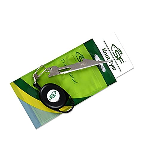 SF 2 in 1 Fly Fishing Angler Accessories Knot Tying Tool (Fly Fishing Redington)