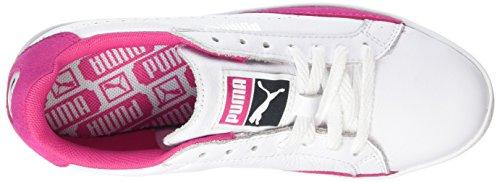Puma Match Lo Basic Sports, Zapatillas para Mujer Blanco (White/Purple 20)
