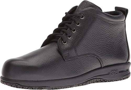 - SAS Women's Alpine Slip Resistant Lace Up Ankle Boot (7.5 W US, Black)