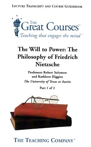 Title: The Will to Power: The Philosophy of Friedrich Nie