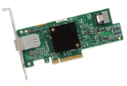 LSI SAS 9207-4I4E by LSI Logic
