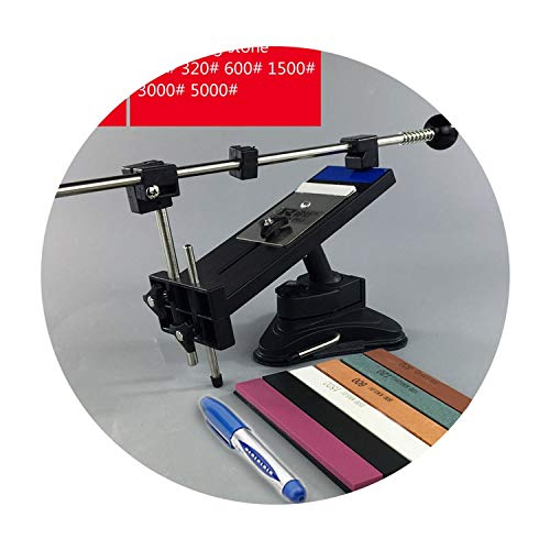 II Chef Knife Sharpening Sharpener System Pencil Apex Edge Sharpener 4 Whetstone Stones Bars,Sw4W2