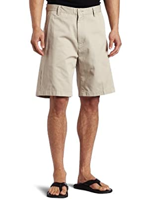 Nautica Men's Anchor Flat-Front Shorts