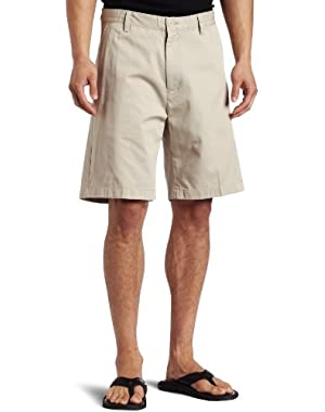 Men's Anc True Flat Front Short, True Stone, 30