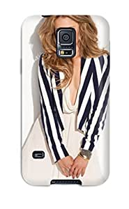 Perfect Fit NupvCcr1501pGthW Dianna Agron 2 Case For Galaxy - S5