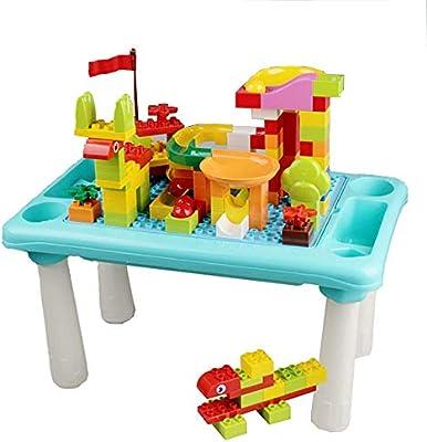 Juego de mesa y silla para niños, 136 piezas Juegos de mesa y ...