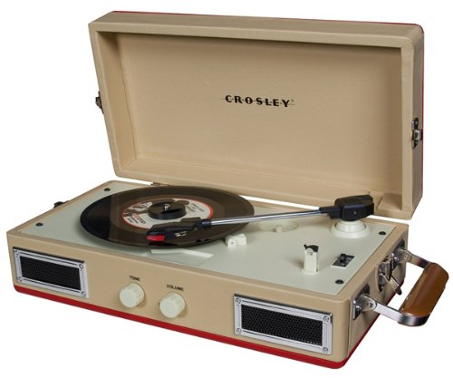 Crosley CR40-RE Mini Turntable