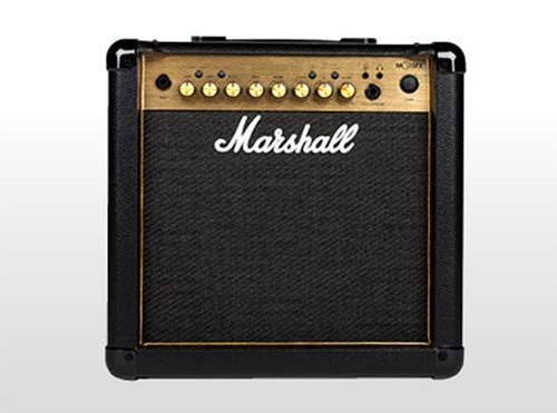 Marshall Amps Guitar Combo Amplifier (M-MG15GFX-U) (Marshall Amp 30)
