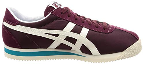 Femme Pour Chaussure Rouge Asics Tiger Corsair wtEq6IF