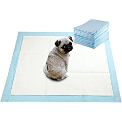 Go Buddy Super Absorbent Pet Training Puppy Pads 120 Count)