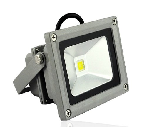 10 Watt LED Waterpoof Outdoor Security Floodlight 50W Haloge