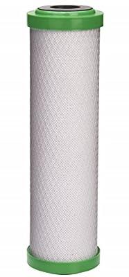 HDX HDXVOF4 Premium Under Sink Filter: Reduces Chlorine Taste and Odor, Lead & Chemicals