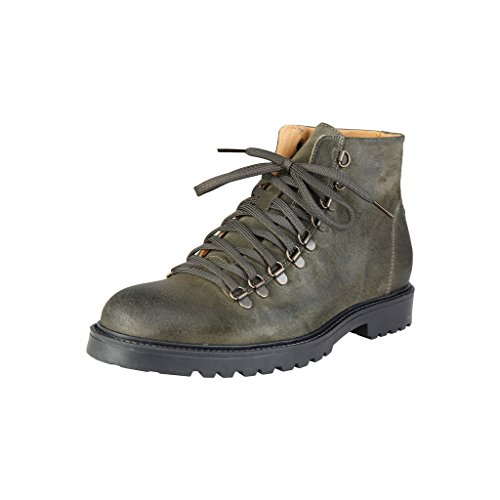 Grigio Track Uomo Italia in Made Shoes Stivali xwqYIPHP