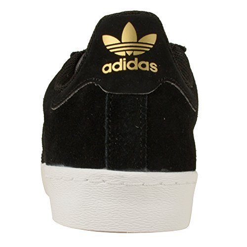 Adidas Superstar Vulc Adv - Chaussures De Skate Pour Homme, Noir, (negbas / Ftwbla / Dormet)