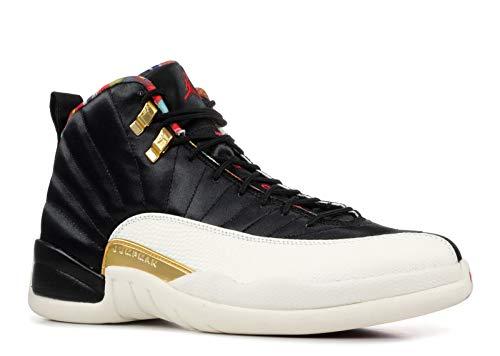 Jordan Nike Air 12 Retro CNY Mens Ci2977-006 Size 8 (Air Retro Jordan 12)