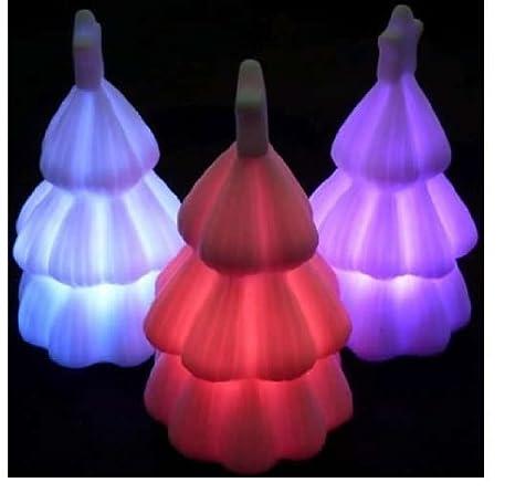 Amazon.com: Cambia de Color luz nocturna mini luz colorida ...