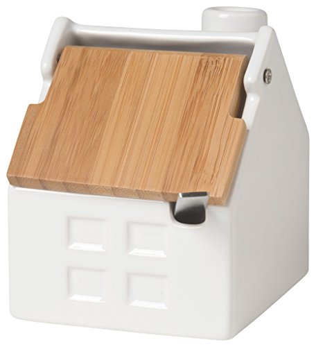 (Now Designs Takenoko House Shaped Salt Keeper)