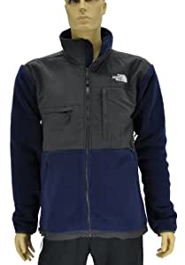 The North Face Denali Fleece Jacket with Chest Pocket Small Blue/Grey