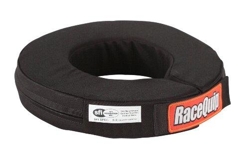 - RaceQuip 337007 Black SFI 3.3 360 Degree Helmet Support