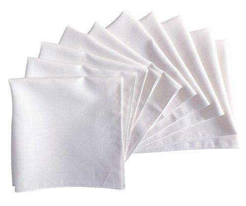No Dyes, No Printing, 100% Organic Cotton - Global Organic Textile Standard Gauze Muslin Baby Washclothes Towels (Baby Washcloths (Bamboo Cotton 10 pcs))