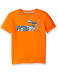 PUMA Boys' Little Performance T-Shirt