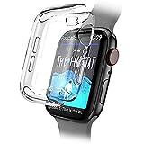 Capa Transparente Apple Watch Serie 4, 5 e 6 de 44mm