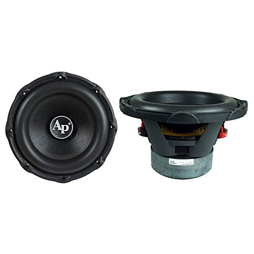 "2) Audiopipe TXX-BD2-12 12"" High Power 3000W Dual 4 Ohm Car Audio Subwoofers"