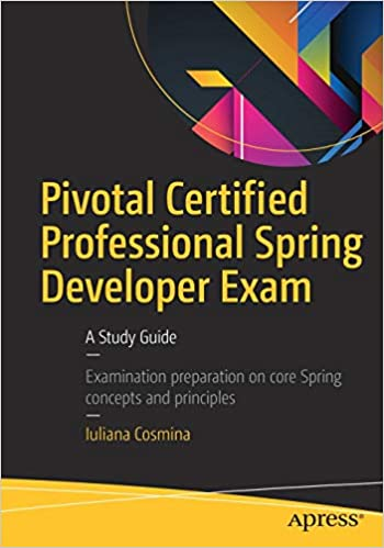 Pivotal Certified Professional Spring Developer Exam A