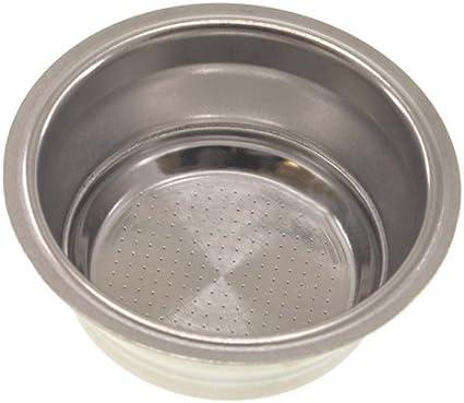 DeLonghi EC680.R - Filtro para cafetera de dos tazas: Amazon.es: Hogar