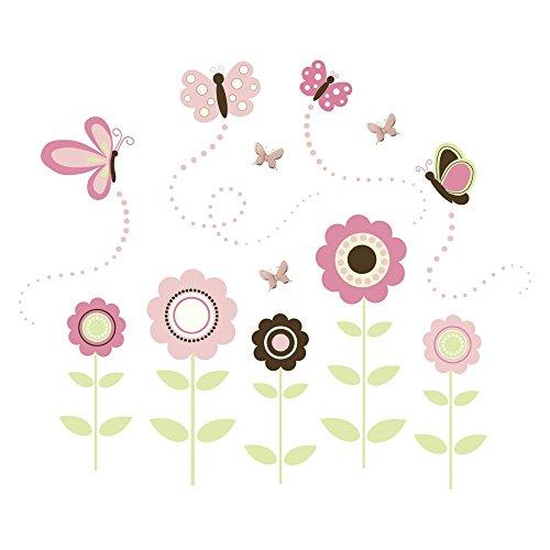 Butterfly Garden WAK -WallPops Baby