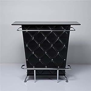 Diseño Minibar Casa Bar mostrador Bar mostrador de diseño Delights Bartisch Casa mostrador Mini bar negro
