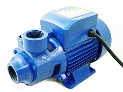 """ELECTRIC WATER PUMP - 1/2 HP CENTRIFUGAL PUMP 1"""" in NEW!"""