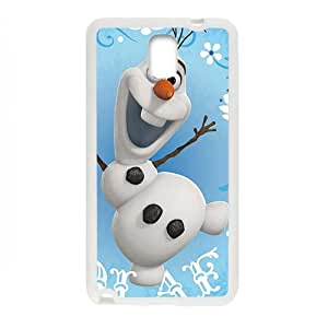 Frozen happy snow baby Cell Phone Case for Samsung Galaxy Note3