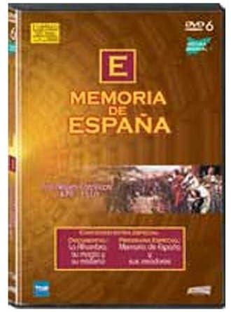 Memoria De España 6 Historia Medieval [DVD]: Amazon.es: Varios: Cine y Series TV